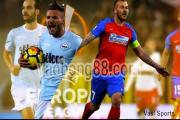 Soi kèo Steaua vs Lazio 03h05 ngày 16/02 vòng 1/16 Europa League 2017/18