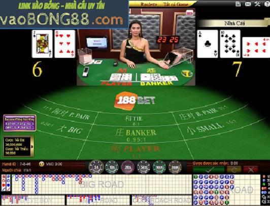 Hướng dẫn cách chơi đánh bài trực tuyến tại 188bet