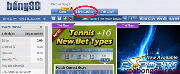 huong dan choi casino bong88