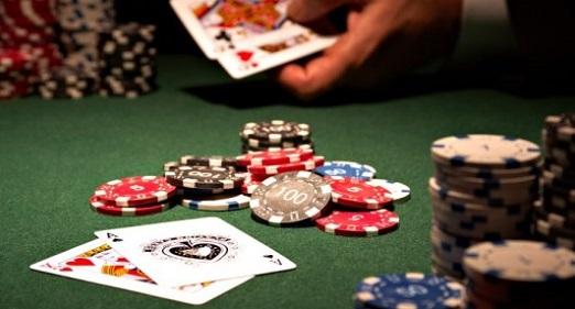 tay bài Poker hand