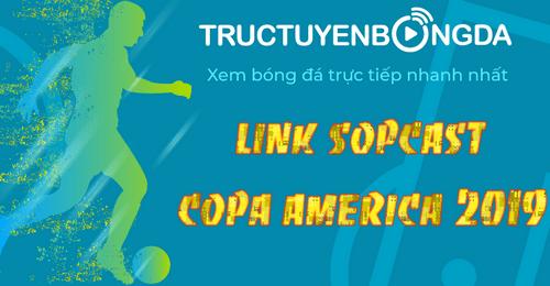 link-sopcast-copa-america-2019