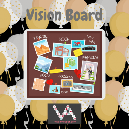 Vision Boards: What they are and how to use them.