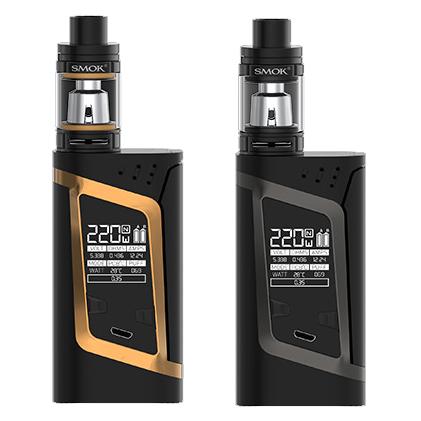 Smok Alien Black and Gold kits