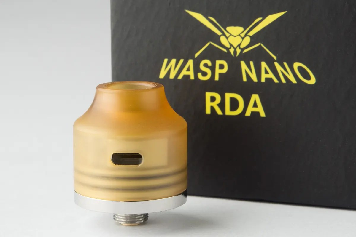Wasp Nano Rda Oumier Authentic 22mm By