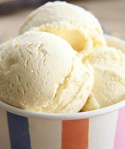 vanilla icecream