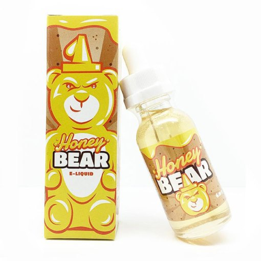 Honey Bear EJuice with box