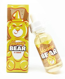 Honey Bear EJuice with box