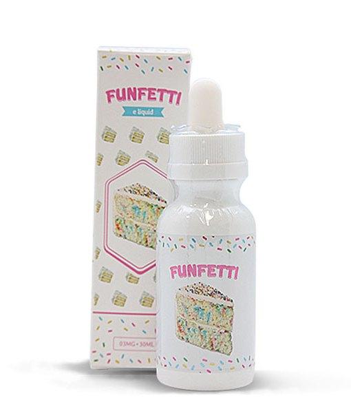 Funfetti e-Liquid Box