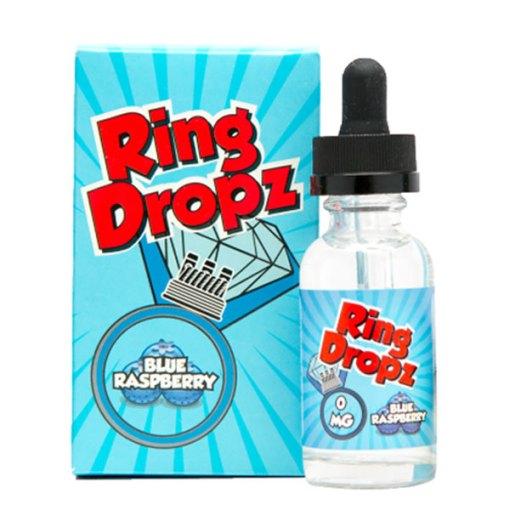 Ring Dropz e-Liquid Rasberry Box