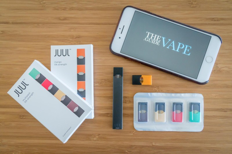 Juul eCig Review