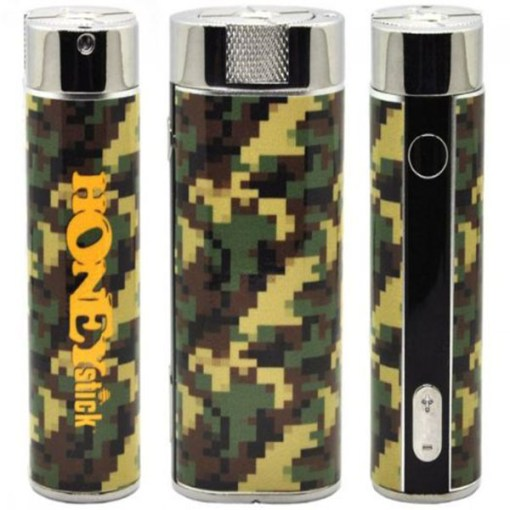 honeystick 2 in 1 defender vape kit camo green