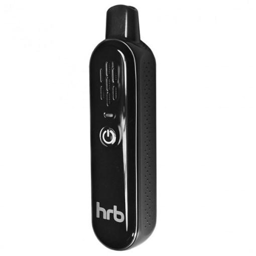 Honeystick HRB Dry Herb Vaporizer Black