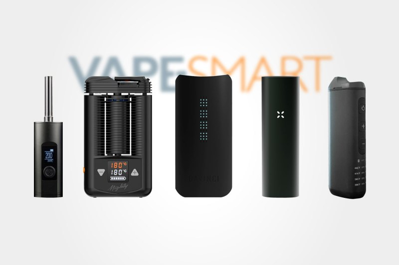 Best Portable Dry Herb Vaporizers 2019
