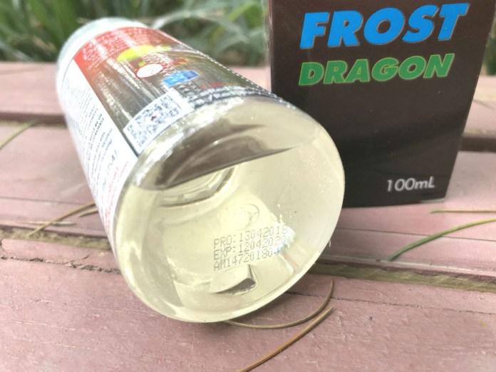 RedStarVapor oil