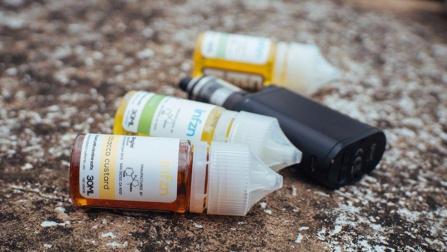 INFZN series vape oil/ e-liquid