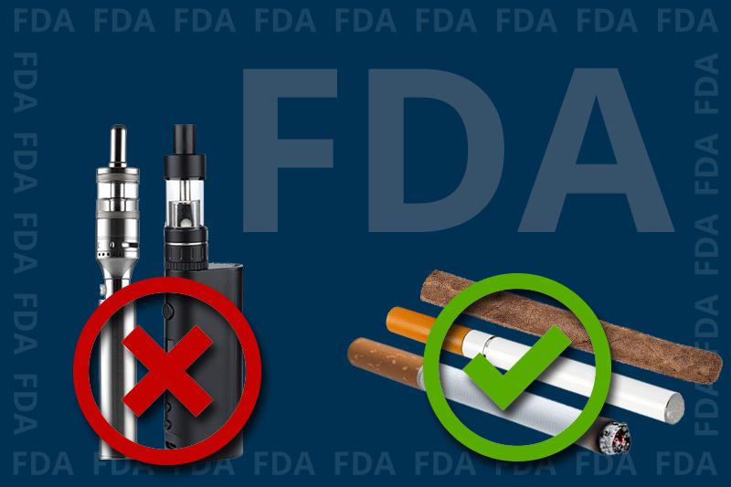FDA vape
