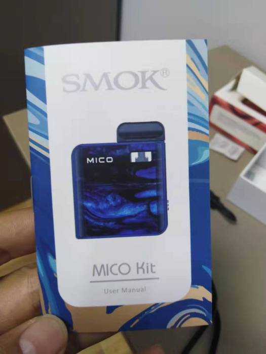 smok mico manual