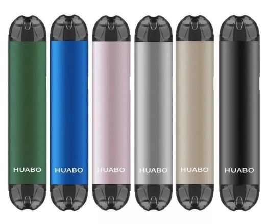 double cartridge pod vape huabo