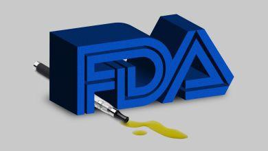 FDA vaping