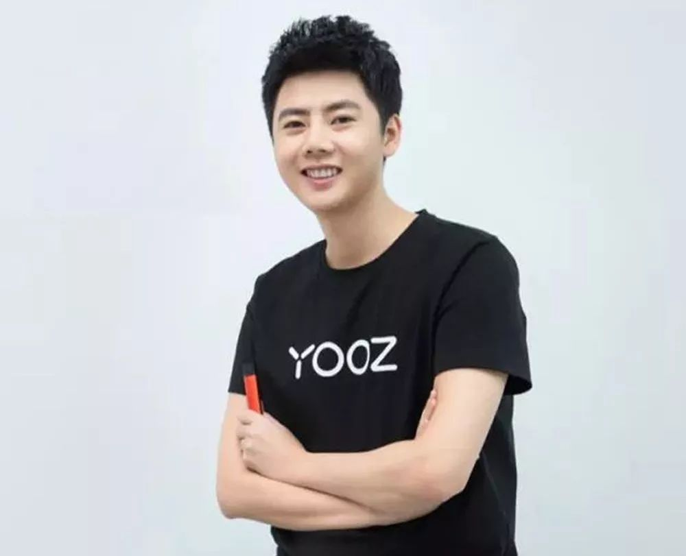YOOZ founder and CEO Cai Yuedong