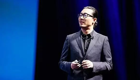 FLOW founder and CEO Zhu Xiaomu