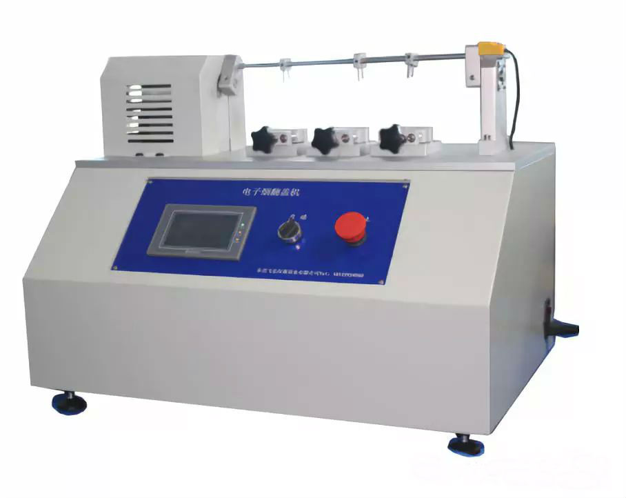 Rotary Shaft Testing Machine for Electronic Cigarette Box Cover