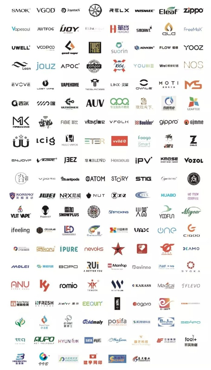 vape iecie exhibitor logo