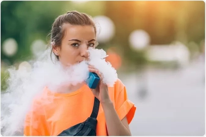 the real cost of vape