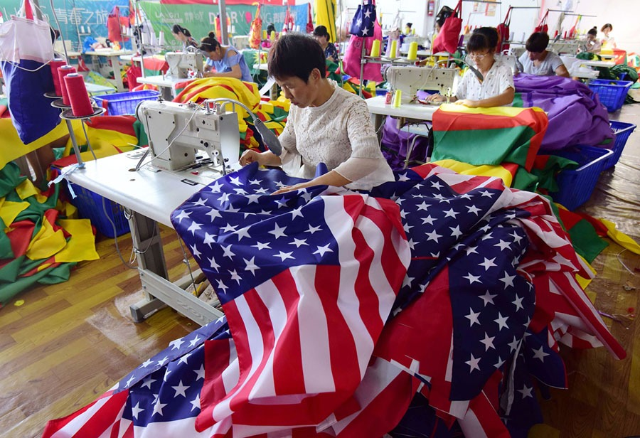 manufacturing industry overseas immigration china