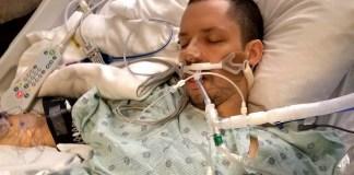 215 lung damage patient for using vape