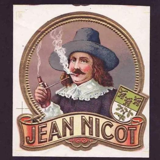 original of tobacco