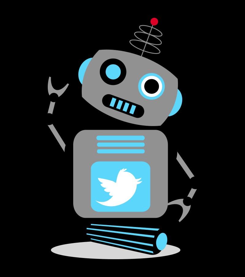 twitter bot advertising