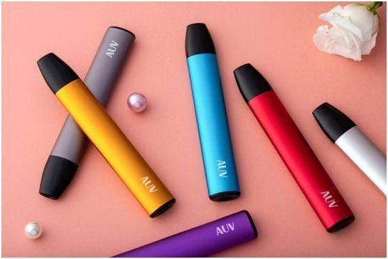 AUV disposable vape pen review