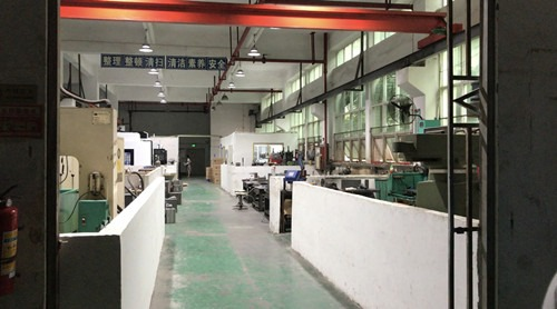Shenzhen Dingyang Xingsheng Technology Co., Ltd. electronic cigarette processing plant floor, located in Xinxintian Industrial Park.