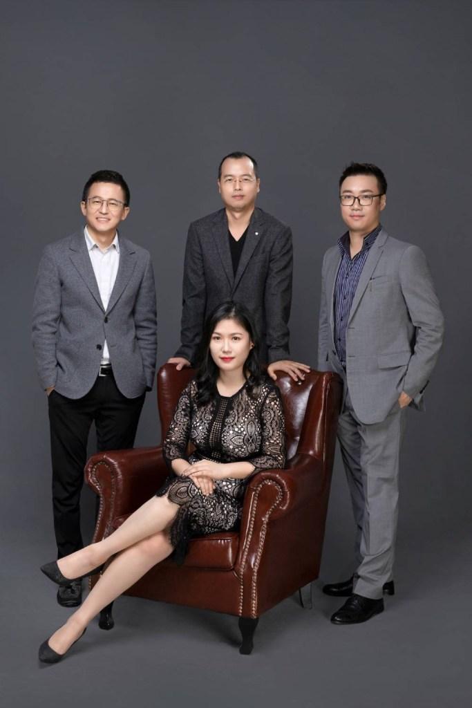 Photo:Members of VAPMOR's Founding Team