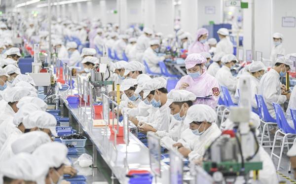 Pod/ cartridge production line