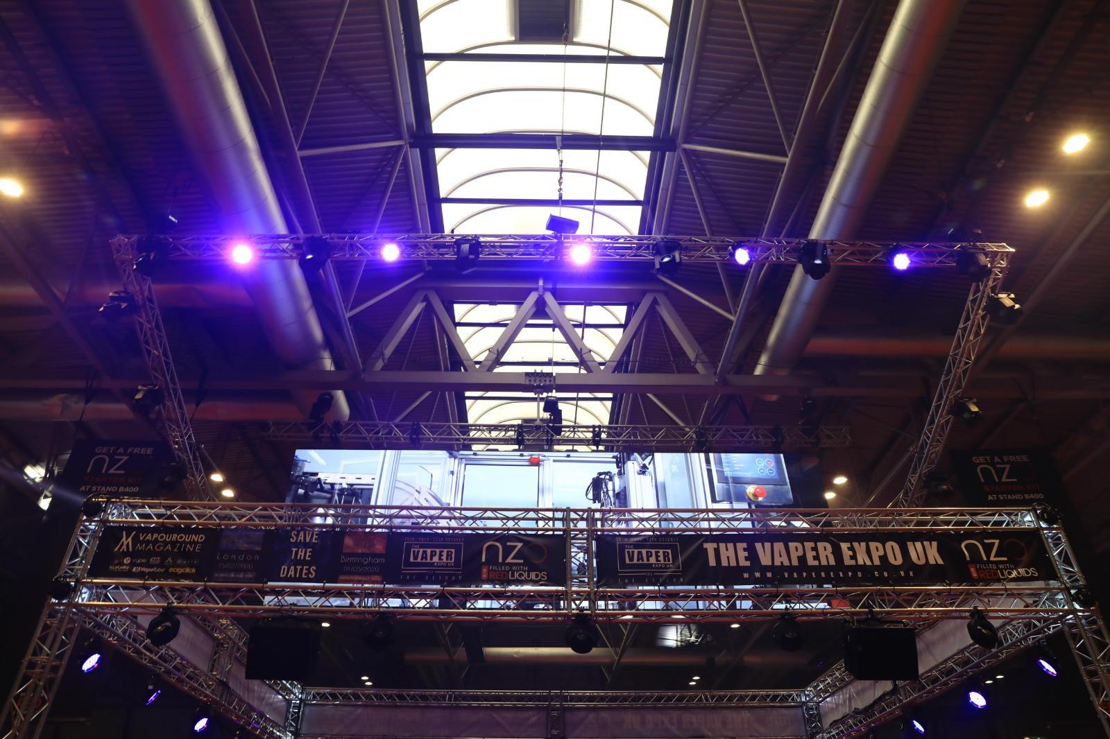Myst Labs vape expo uk