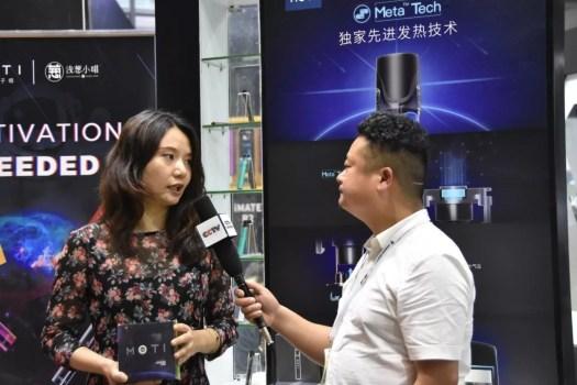 MOTI beauty CMO Zhou Jie