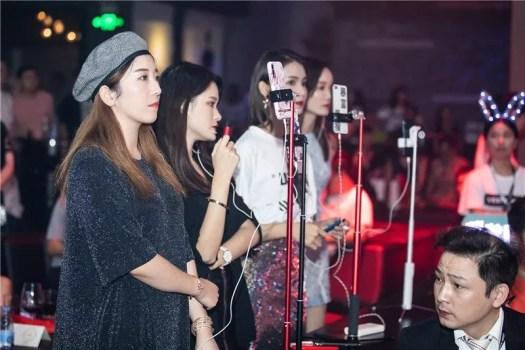Vedfun Shenzhen online influencers live show