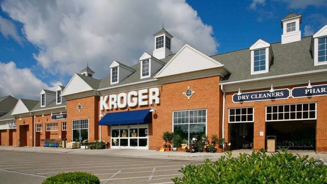 Kroger and Walgreens