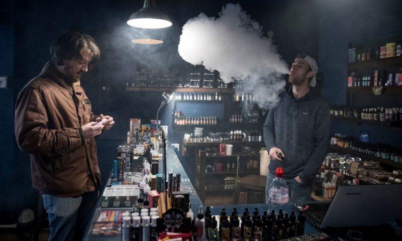 The U.S. e-cigarette market will shrink by 13%