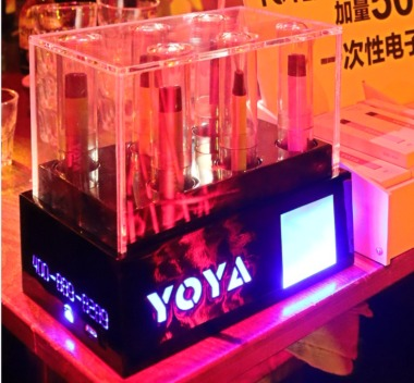vape vending maching yoya