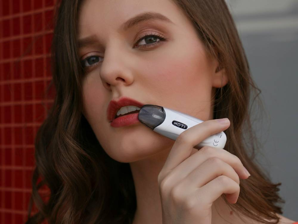 Seeking for ultimate flavor solution,MOTI brings its New OS Pod Device MOTI ONE to global market