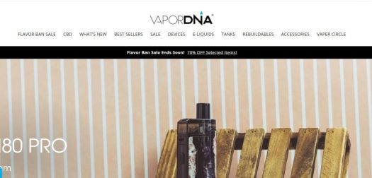 VaporDNA.com
