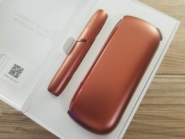 Japan IQOS3 DUO fifth generation review & comparision