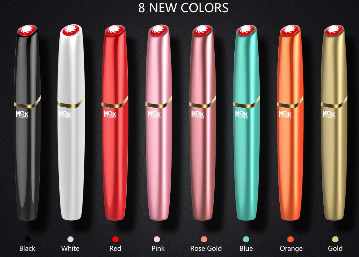 MOK E-pen kit e-cig review - 8 colors for choosing