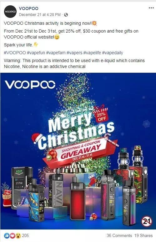 voopoo sales