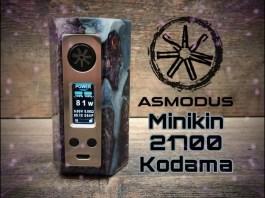 asMODus Minikin Kodama 21700 Mod