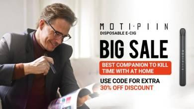 MOTI PIIN BIG Sale, Snatch it with 30% Discount Now