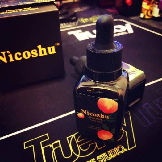 Nicoshu Nicotine Salt E-JUICE Review